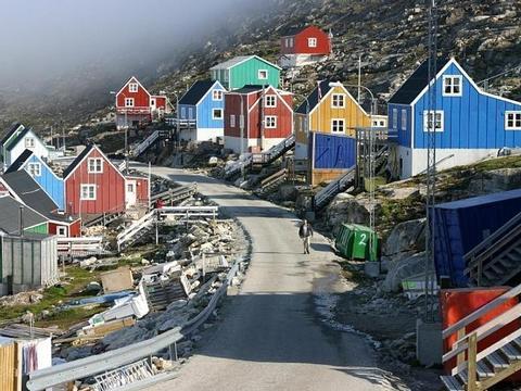 Grönland - Sommer in Ost- und Westgrönland