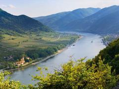 Flusskreuzfahrt mit Hund auf der Donau
