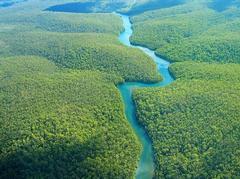 Grüne Route der großen Artenvielfalt
