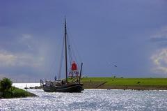 Nordholland mit Rad & Schiff