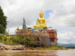 Auf dem Mekong durch Fernost - flussabwärts