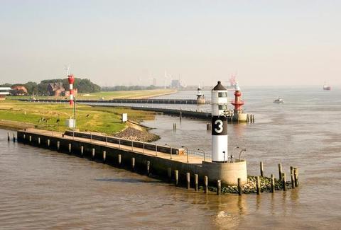 Nord-Ostsee-Kanal - Ostsee exklusiv