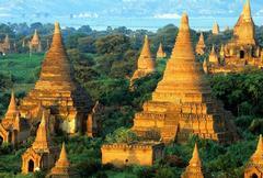 Geheimnisvolles Myanmar