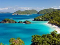 Dezember unter karibischer Sonne