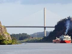 Panama-Kanal: von Florida nach Kalifornien