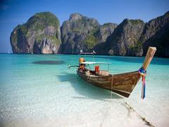Erkundung Thailands und Vietnams