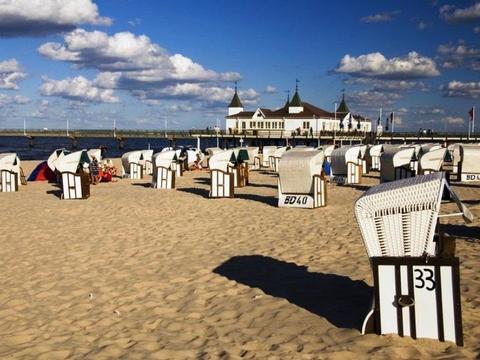 Ostsee - AIDAdiva Kurzreise von Hamburg nach Warnemünde