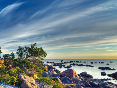 Ostsee - Winter-Abenteuer Baltikum