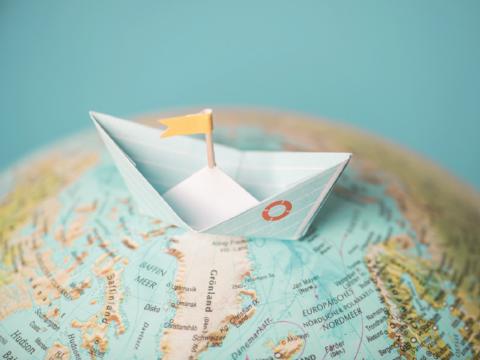 Weltreise - Weltreise 2022 - ab Genua bis Kopenhagen