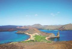 Die Entdeckung der Galapaos-Inseln