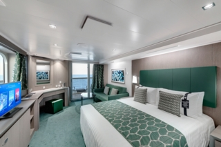 MSC Seaview - Suite