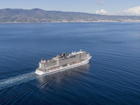 Schiffsbeschreibung - Mediterraner Kurztrip