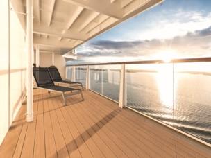 Mein Schiff 1 - Balkonkabine