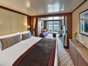 Seabourn Ovation - Suite