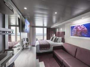 MSC Grandiosa - Balkonkabine