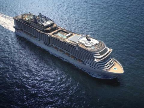 Schiffsbeschreibung - Nordland ab/bis Kiel