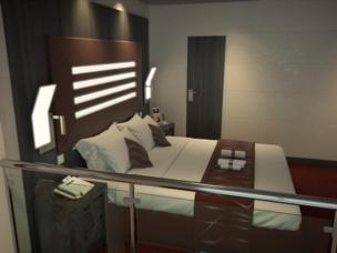 MSC Grandiosa - Suite