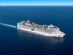MSC Grandiosa Kreuzfahrt 2020 / 2021