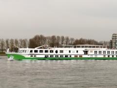Festtage auf dem Rhein