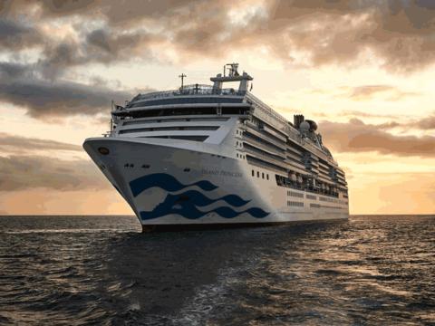 Transatlantik-Kreuzfahrten mit Island Princess