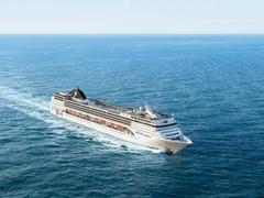 Suez-Kanal-Passage ab Venedig bis Durban