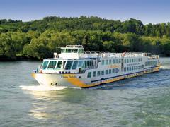 Donau-Romanze ab/bis Passau