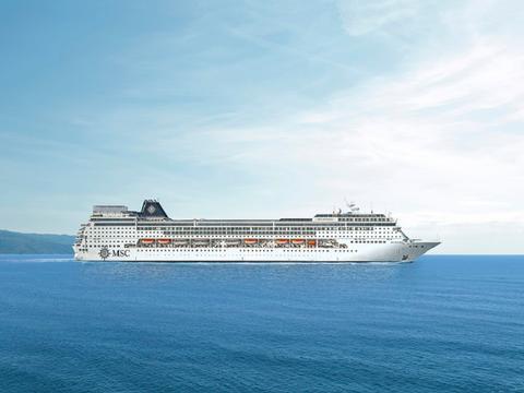 Schiffsbeschreibung - Über den Atlantik von Barcelona nach Buenos Aires