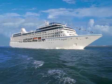 Kreuzfahrten ab Barcelona mit Oceania Cruises