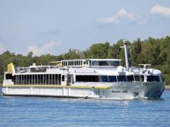 Flüsse-Symphonie aus Mosel, Rhein, Main und Donau