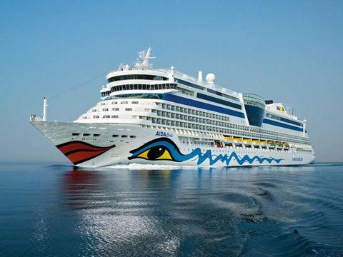 Schiffsbeschreibung - AIDAdiva Norwegen und Schweden
