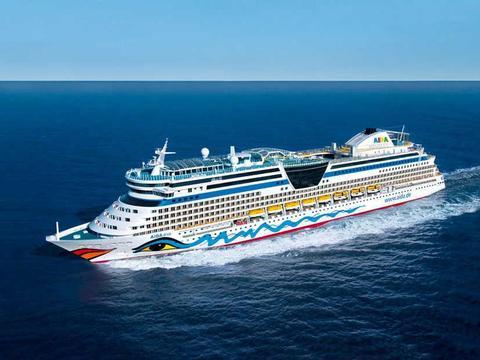 Schiffsbeschreibung - AIDAdiva Kurzreise von Hamburg nach Warnemünde