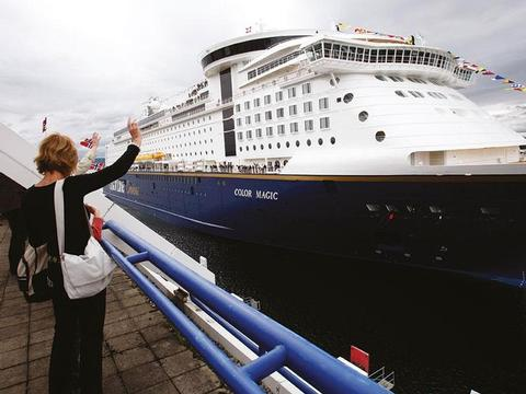 Schiffsbeschreibung - Magic Cruise