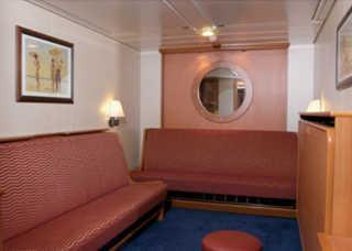 Color Line Cruises - Innenkabine