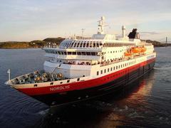 Kapverden und Bissagos Inseln mit Hurtigruten
