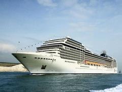 Weltreise 2022 - ab Sydney bis Civitavecchia