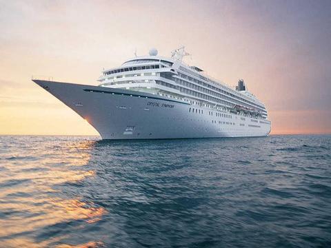 Luxus-Kreuzfahrten mit Crystal Symphony