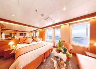 Costa Pacifica - Suite