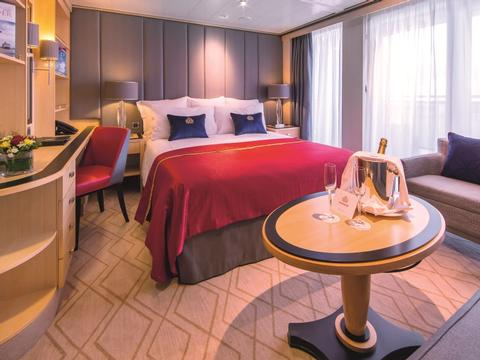 Queen Mary 2 - Suite