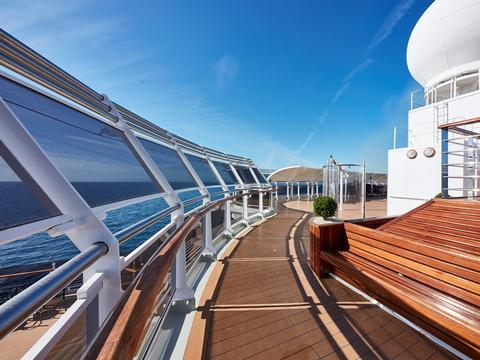 Schiffsbeschreibung - Weltentdeckerreise - Transatlantik - USA - Neuseeland