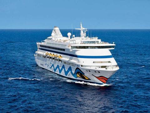 Schiffsbeschreibung - AIDAaura Norwegens Küste 3