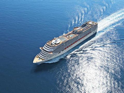 Schiffsbeschreibung - Von Genua nach Barcelona