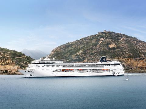 Ostsee-Kreuzfahrten mit MSC Cruises