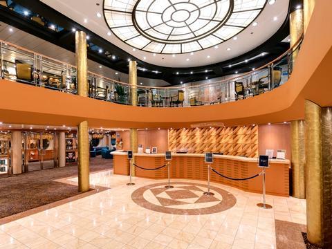 Schiffsbeschreibung - Von Miami nach Madeira