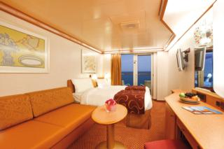 Costa Diadema - Balkonkabine
