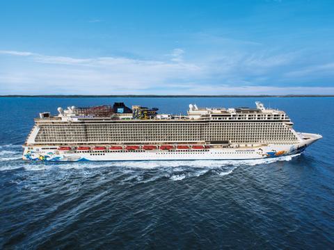 Schiffsbeschreibung - Skandinavien & Russland ab/bis Kopenhagen