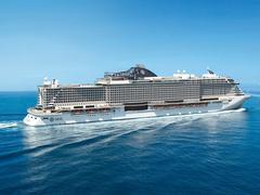 MSC Seaside Kreuzfahrten 2021, 2022 und 2023